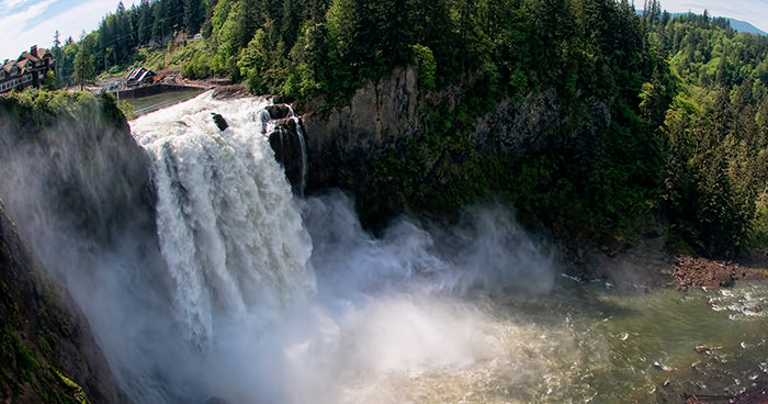 Snoqualmie Falls Tours Seattle WA